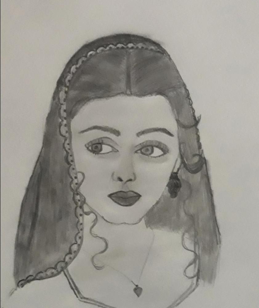 Aishwarya Rai por Thuvaraka